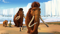 Artist Ice Age Artwork portrait