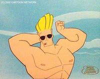 Artist Johnny Bravo Artwork portrait