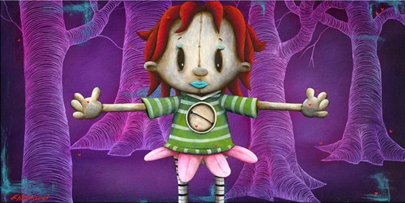Fabio Napoleoni animation art