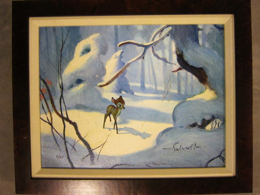 Jim Salvati Bambi Art