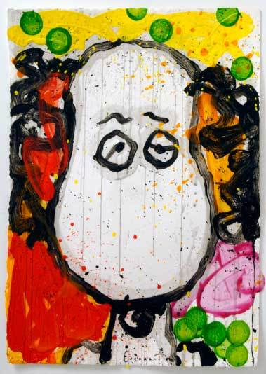 Tom Everhart animation art