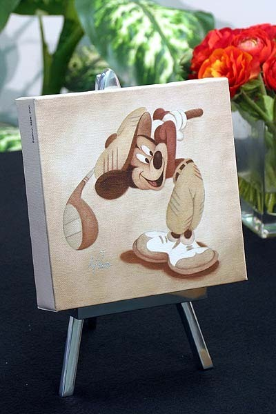 Walt Disney animation art