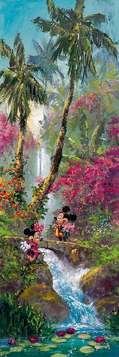 James Coleman Mickey Mouse Artwork