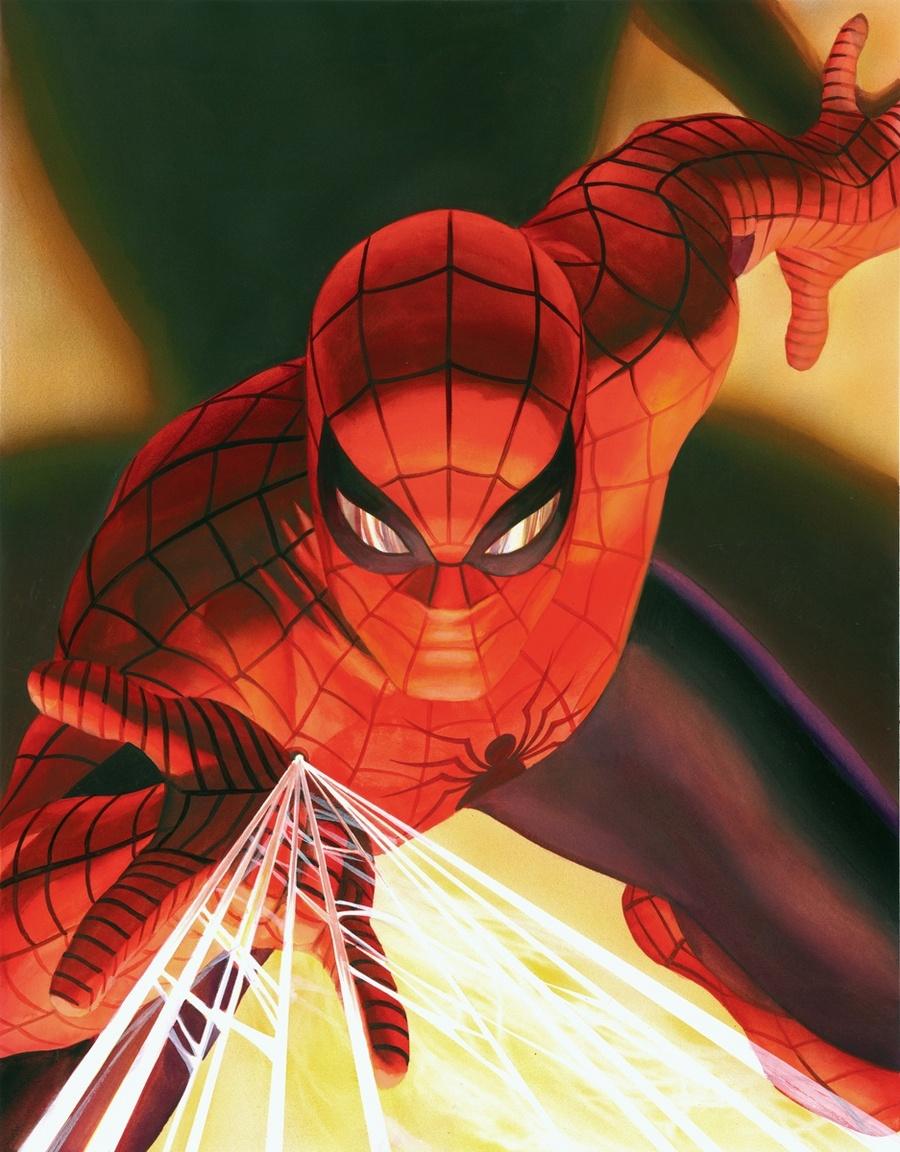 33 ilustraciones del hombre araña  Colecciones