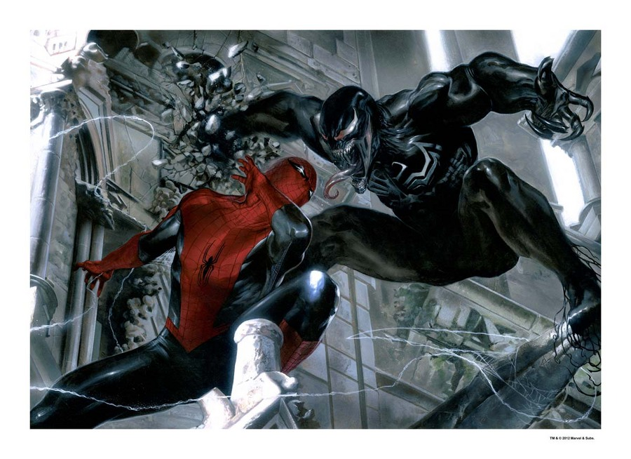 Marvel Comics Alex Ross Comic Art