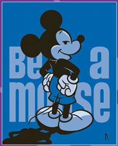 Doug Day Mickey Mouse Artwork