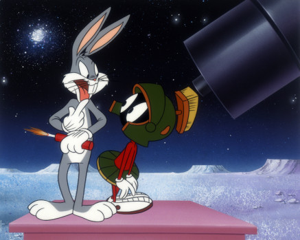 Warner Brothers Bugs Bunny Animation Art
