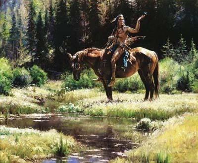 Martin Grelle animation art