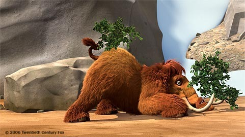 20th Century Fox Ice Age Artwork