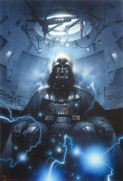 Tsuneo Sanda  Star Wars Artwork
