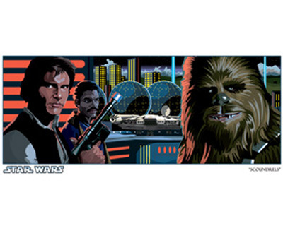 Randy Martinez  Star Wars Artwork