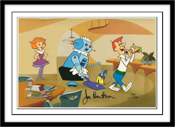 Hanna-Barbera Hanna-Barbera Artwork