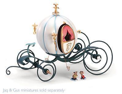 Cinderella Carriage Animated Cinderella wdcc figurines wdcc