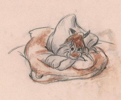Chuck Jones animation art