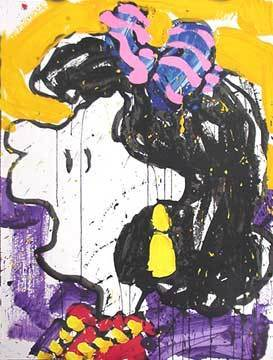 Tom Everhart Tom Everhart Limited Edition Lithograph Glam Slam