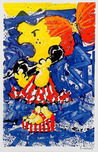 Tom Everhart Prints Tom Everhart Prints 1 - 800 My Hair Is Pulled Too Tight