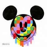 Mickey Mouse Artwork Mickey Mouse Artwork Pixel Drip Mickey