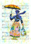 Mary Poppins Artwork Mary Poppins Artwork A Mary Tune