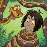 Jungle Book Artwork Jungle Book Artwork Abra-Kaa-Dabra