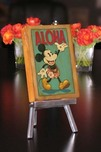 Mickey Mouse Artwork Mickey Mouse Artwork Aloha