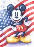 Mickey Mouse Artwork Mickey Mouse Artwork American Mouse