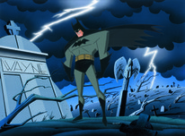 Batman Animation Artwork  Batman Animation Artwork  ... And vengeance Begins (AP)
