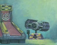 Star Wars Artwork Star Wars Artwork Arcade 1981