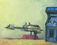 Star Wars Artwork Star Wars Artwork Arcade 1983