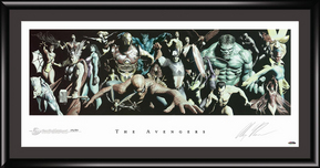 Alex Ross Comic Art Alex Ross Comic Art The Avengers
