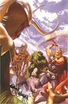 Alex Ross Comic Art Alex Ross Comic Art Avengers #1