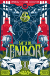 Star Wars Artwork Star Wars Artwork Battle of Endor Variant