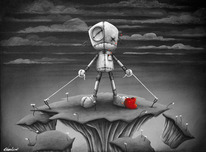 Fabio Napoleoni Fabio Napoleoni Be Strong and Hold On (PP) Paper