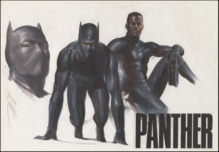 Character Model: Black Panther