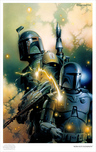 Star Wars Artwork Star Wars Artwork Boba Fett Evolution