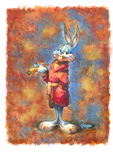 Bugs Bunny Animation Art Bugs Bunny Animation Art Bourgeoisie Bunny