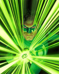 Superman Artwork Superman Artwork Mythology: Green Lantern (canvas)