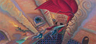 Harry Potter Artwork Harry Potter Artwork Harry Potter and the Chamber of Secrets