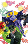 Alex Ross Comic Art Alex Ross Comic Art Batman '66 Meets the Green Hornet