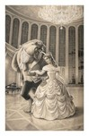 Beauty and the Beast Art Beauty and the Beast Art A Dance With Beauty