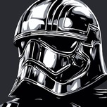 Star Wars Artwork Star Wars Artwork Captain Phasma (AP)
