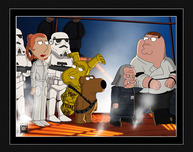 Family Guy Art Family Guy Art Carbonite Chamber