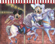 Mickey Mouse Artwork Mickey Mouse Artwork Carousel of Magic