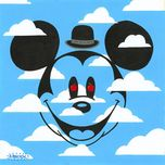 Mickey Mouse Artwork Mickey Mouse Artwork Cet N' est Pas Un Chapeau