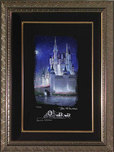 Peter and Harrison Ellenshaw Peter and Harrison Ellenshaw Cinderella's Castle - Deluxe Edition
