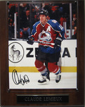 Sports Memorabilia & Collectibles Sports Memorabilia & Collectibles Claude Lemieux Signed Photograph