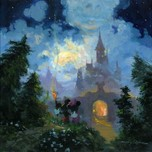 Mickey Mouse Artwork Mickey Mouse Artwork Adventure to the Castle Gates
