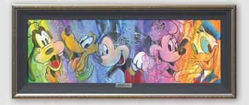 Mickey Mouse Artwork Mickey Mouse Artwork Colorful Personalities