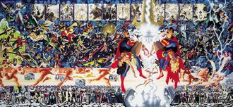 Alex Ross Comic Art Alex Ross Comic Art Crisis