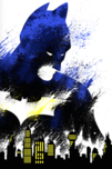 Batman Animation Artwork  Batman Animation Artwork  The Dark Knight (S)