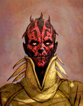 Star Wars Artwork Star Wars Artwork Darth Maul